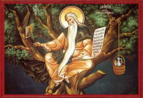Όσιος Δαβίδ ο εν Θεσσαλονίκη