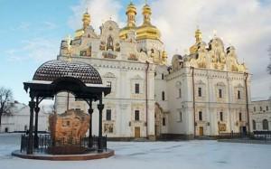 Κιέβο-Πετσέρσκαγια Λαύρα