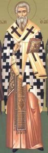 Άγιος Παρθένιος, Επίσκοπος Ραδοβυσδίου Άρτης 1