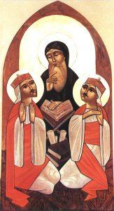 Άγιος Μακάριος ο Αιγύπτιος (1)