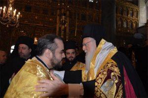 Η Αυτού Θειοτάτη Παναγιότης, Βαρθολομαίος ο Οικουμενικός Πατριάρχης Κωνσταντινουπόλεως (1)